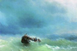 02-In-the-storm-1872-Ivan-K-Aivazovsky-Иван-К-Айвазовский-Paintings-of-the-Sea-from-1840-to-1900-www-designstack-co